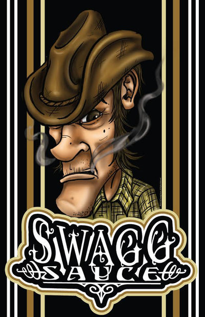 Swagg Sauce Unique Artwork  Posters 30ML Bundle - Swagg Sauce Vape Juice - 6