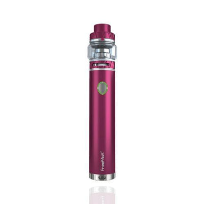 FREEMAX TWISTER 80W & FIRELUKE 2 STARTER KIT Starter Kit Swagg Sauce Metal Purple (Marked as Red)