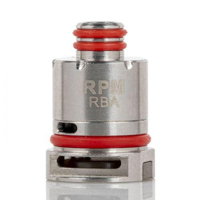 SMOK RPM Coils Coils Smok RPM RBA Atomizer (Single Rebuildable Coil)