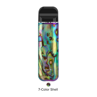 SMOK NOVO 2- 25W POD SYSTEM Starter Kit Smok 7-Color shell