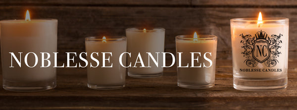 Noblesse Candles is finally going live!