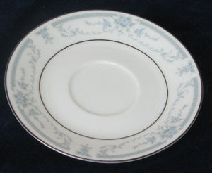 Blue Whisper Saucer by Sheffield