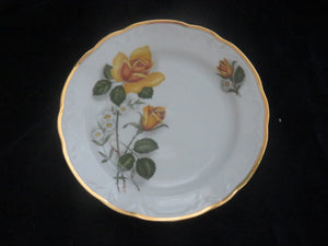 Bread Plate (Leuchtenburg) by C A Lehmann Bread Plate- Carolina China Collectibles