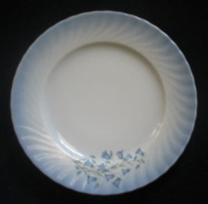 Bluebells Dinner Plate  by Christineholm Dinner Plate- Carolina China Collectibles