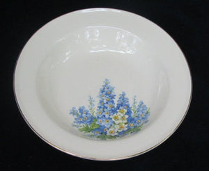 Soup Bowl by Edwin M Knowles Soup Bowl- Carolina China Collectibles
