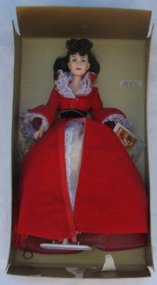 Scarlett O'Hara Doll - Gone With The Wind Portrait Doll- Carolina China Collectibles