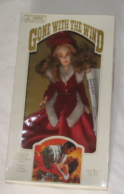 Belle Whatling Doll - Gone With The Wind Portrait Doll- Carolina China Collectibles