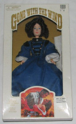 Mrs. O'hara Doll _ Gone With The Wind Portrait Doll- Carolina China Collectibles