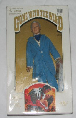 Mr. O'hara Doll _ Gone With The Wind Portrait Doll- Carolina China Collectibles