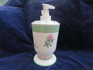 Lotion Dispenser by Wedgwood Lotion Dispenser- Carolina China Collectibles