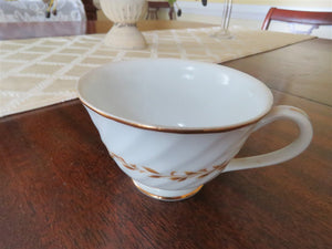 Footed Cup Grantcrest Swirl