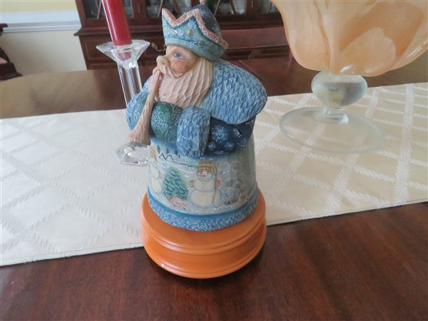 G. DeBrekht Father Frost's Journey 2nd Villager Series 2002