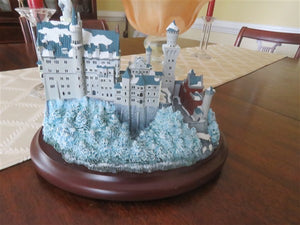Neuschwanstein Castle Lenox Great Castles of the World Collection   (Lighted)