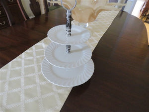 3-Tiered Serving Tray
