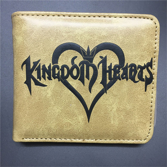 Default Title Kingdom Hearts Wallet Wallet