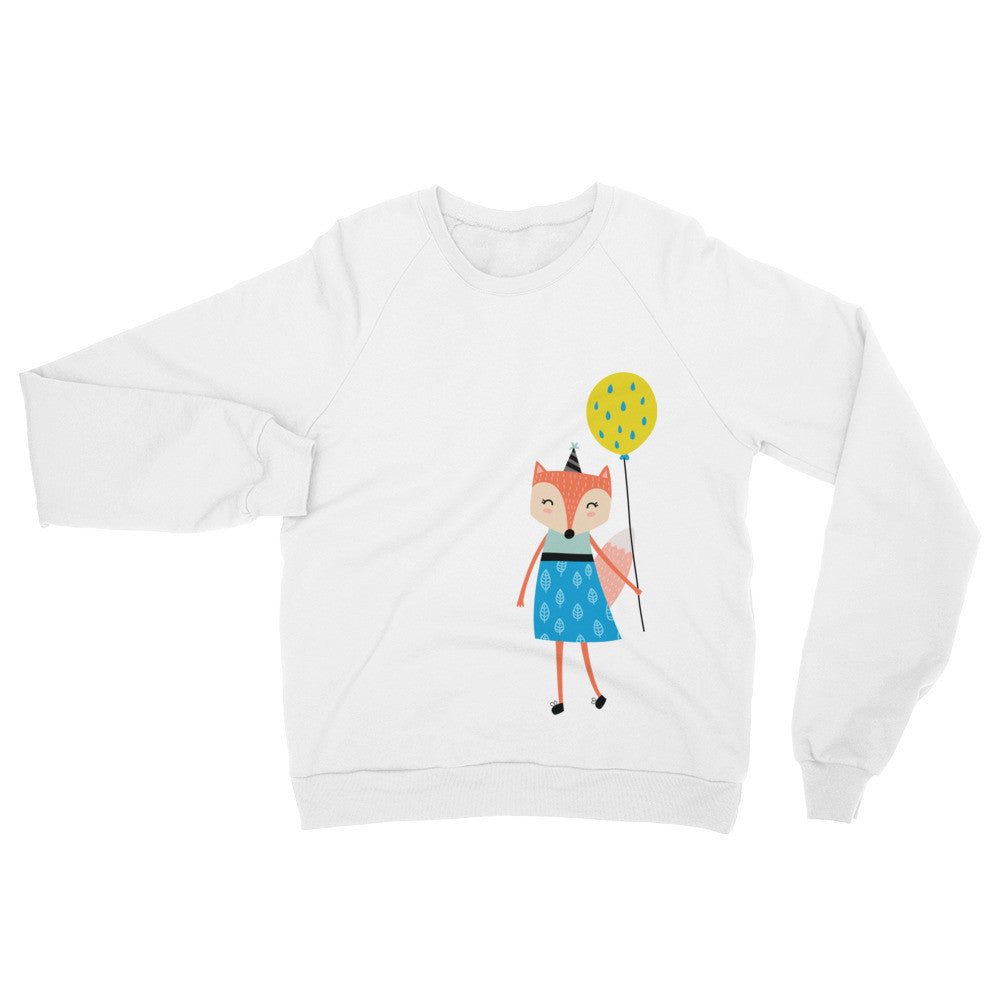 Fox Girl Sweatshirt