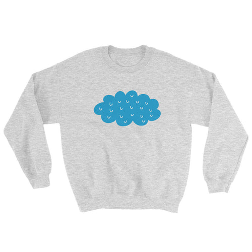 Cartoon Cloud Sweatshirt