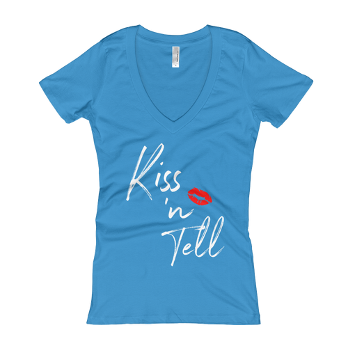 Kiss 'n' Tell V-Neck