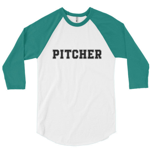 Pitcher Baseball T