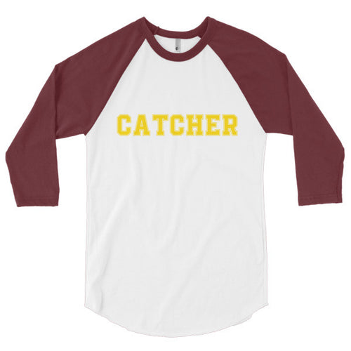 Catcher Baseball T