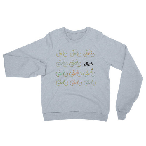 Bicycles Sweatshirt