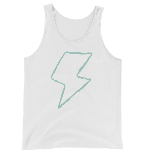 Cartoon Lightning Tank