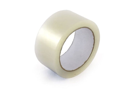 Clear Buff Packaging Tape 48mm x 100m large core (Per 1)