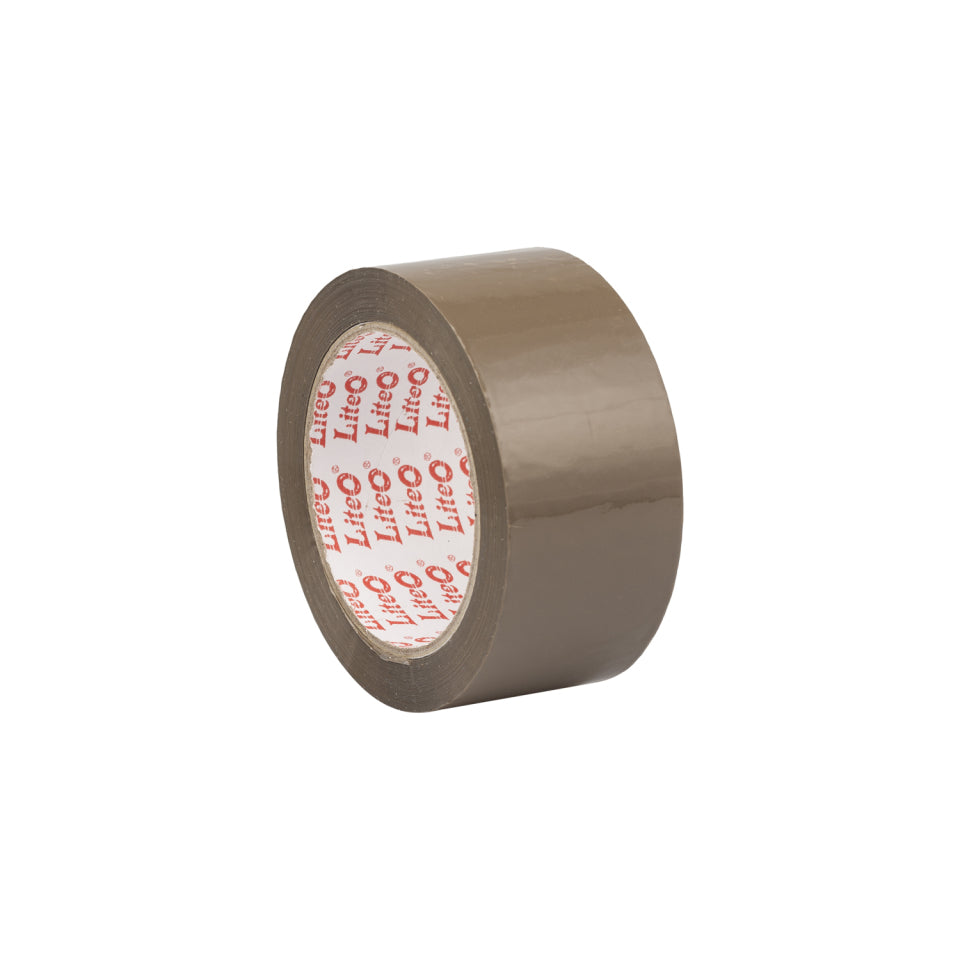 Brown Buff Packaging Tape 48mm x 100m large core (Per 1)