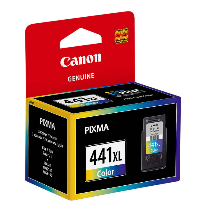 Canon CL-441XL Tri-Colour Original Ink Cartridge