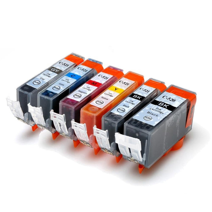 Canon CLI-521 Yellow Generic Ink Cartridge
