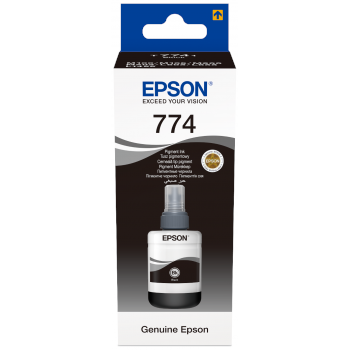 Epson 774 Black Original Ink Bottle