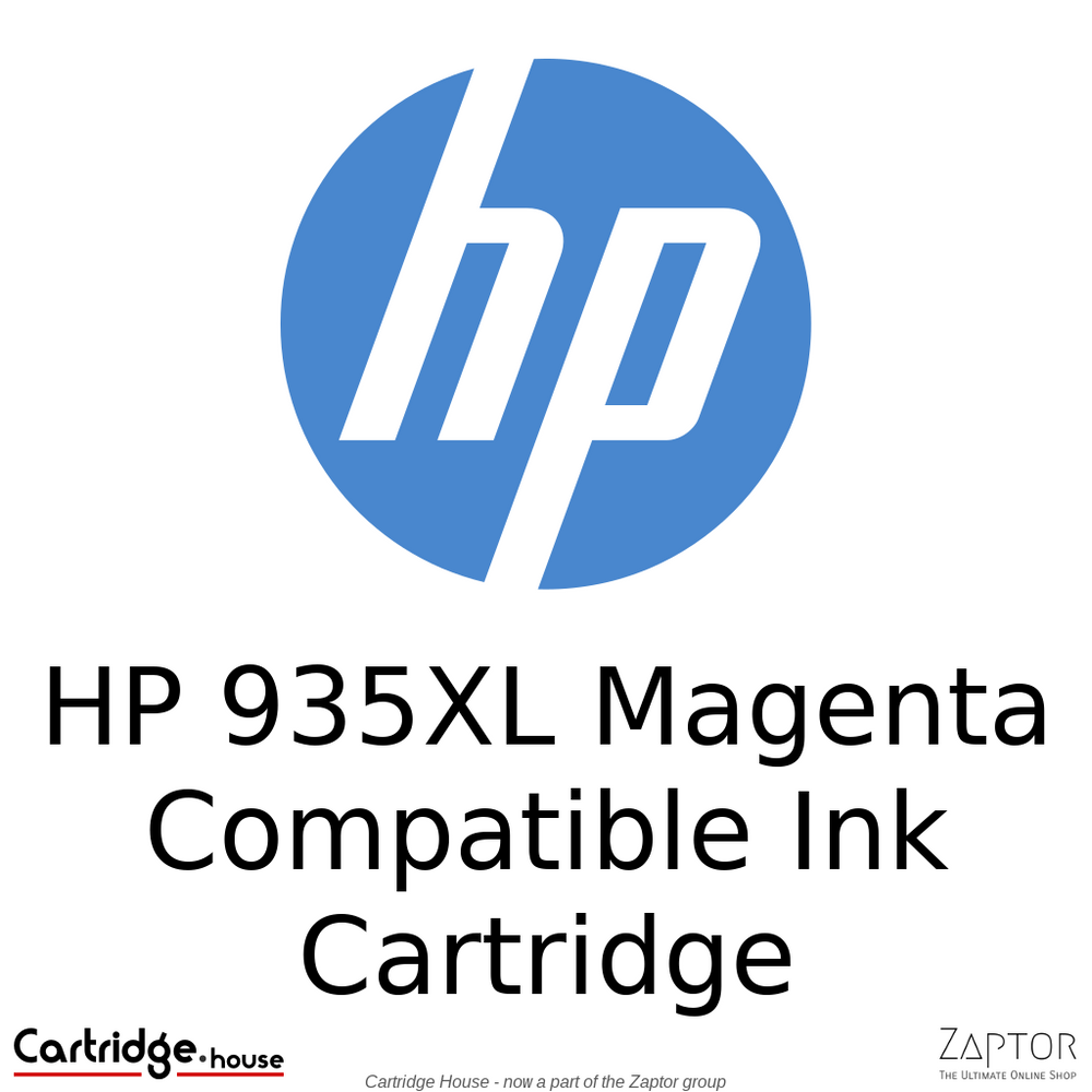 HP 935XL Magenta Compatible Ink Cartridge (C2P25AE)