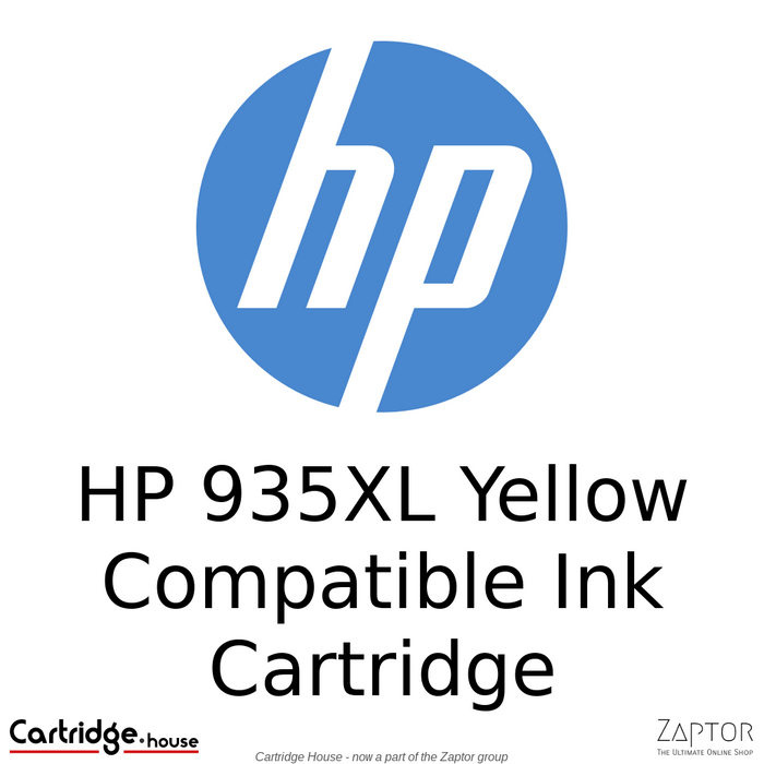 HP 935XL Yellow Compatible Ink Cartridge (C2P26AE)