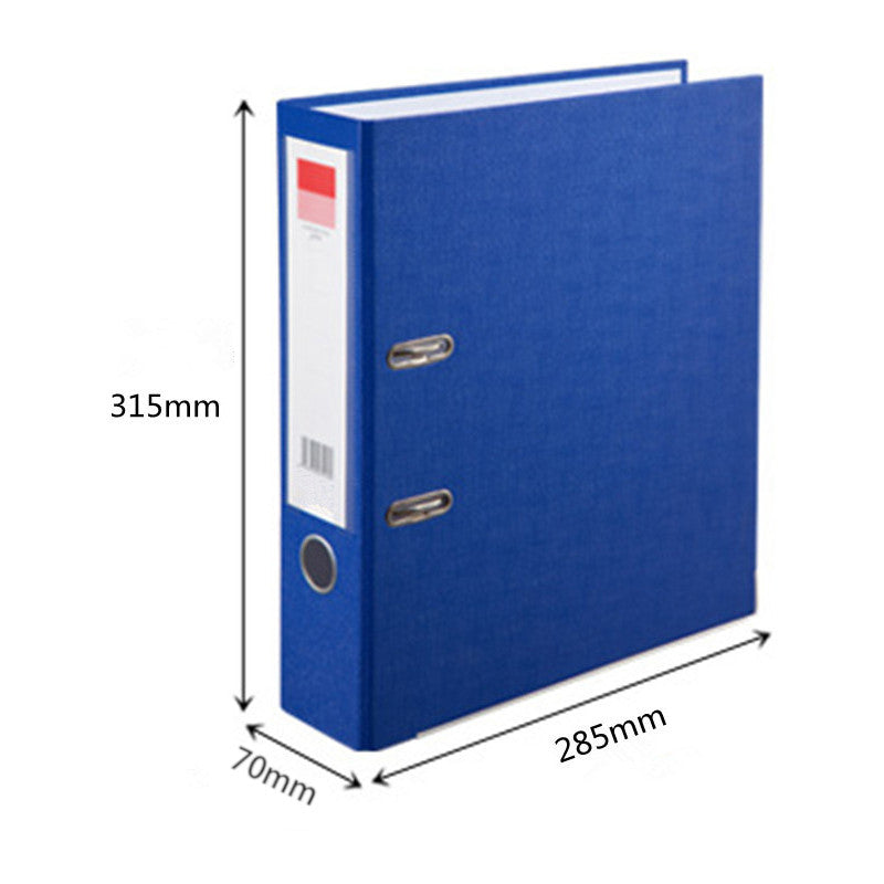 A4 Lever Arch File 70mm (Blue)