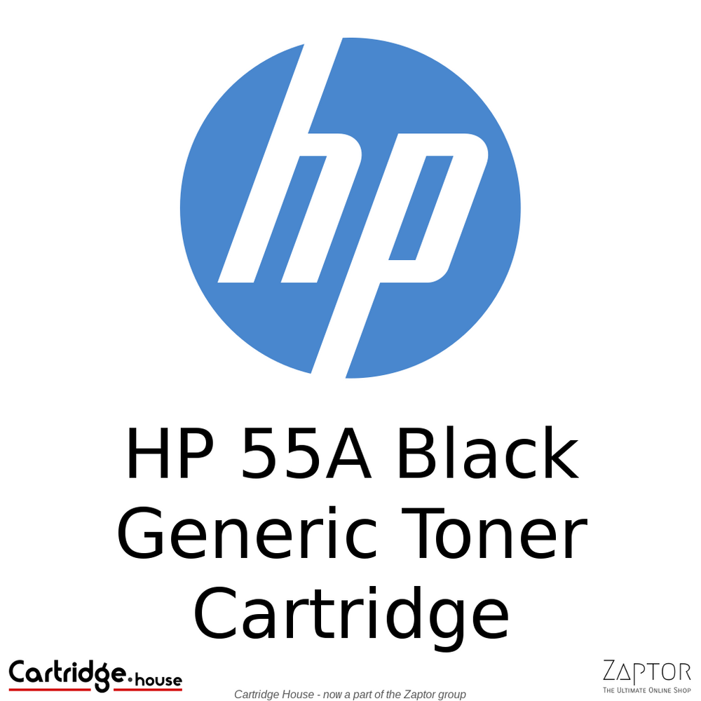HP 55A Generic Toner Cartridge (CE255A)