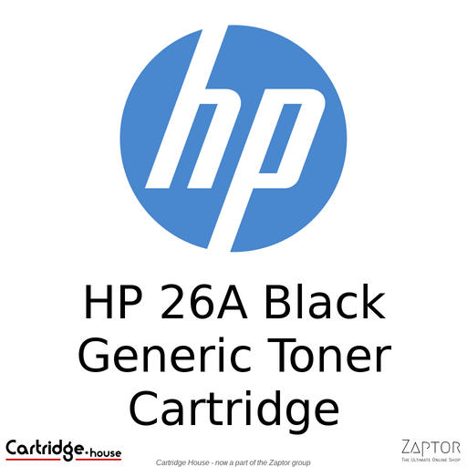HP 26A High Yield Generic / Compatible Toner Cartridge (CF226A)