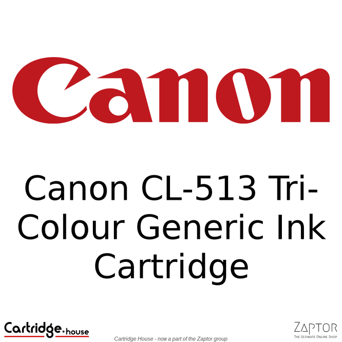 Canon CL-513 Tri-Colour Generic Cartridge