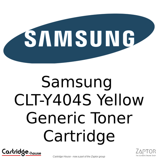 Samsung Y404S Yellow Compatible Toner Cartridge