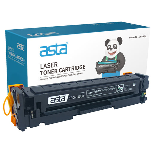 Canon 045 Black Compatible Toner Cartridge - ASTA Brand