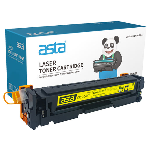 Canon 045 Yellow Compatible Toner Cartridge - ASTA Brand