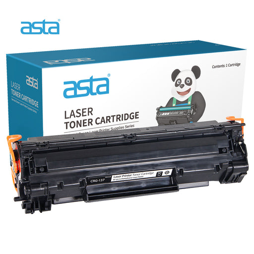 Canon 737 Black Compatible Toner Cartridge