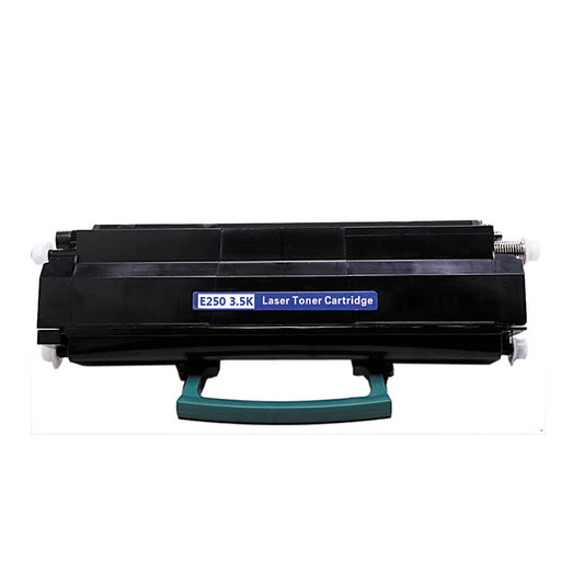 Compatible Lexmark E250/250dn/350/352/352d/352dn Black Toner Cartridge (Alternate Brand)
