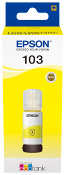 103 Ecotank Yellow Ink Bottle (65ml)