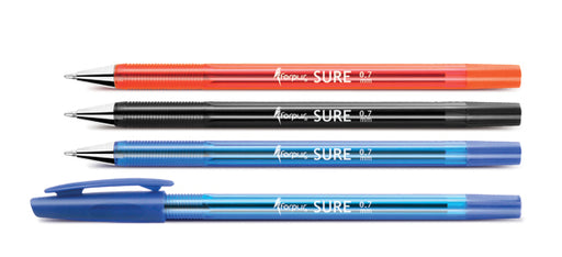 "Ballpoint pen ""SURE"" - Black, Blue or Red"
