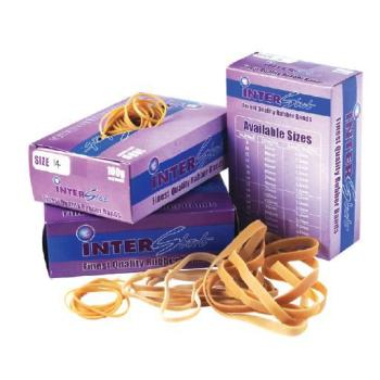 Rubber Bands 100G No.34 Box 100MM X 3.0MM