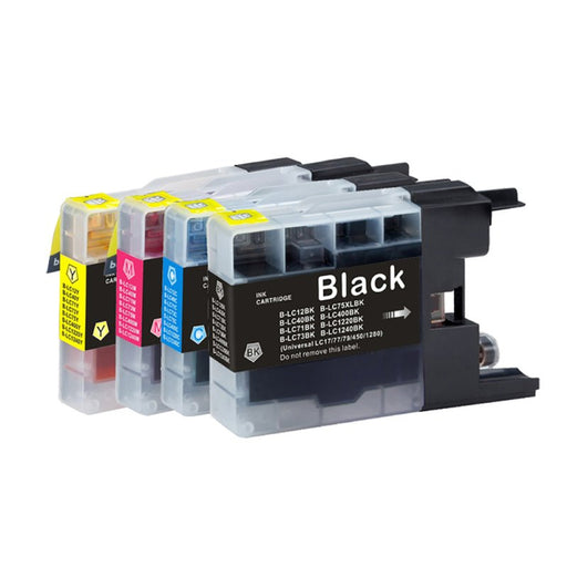 Compatible with Brother LC-73 Black Ink Cartridge