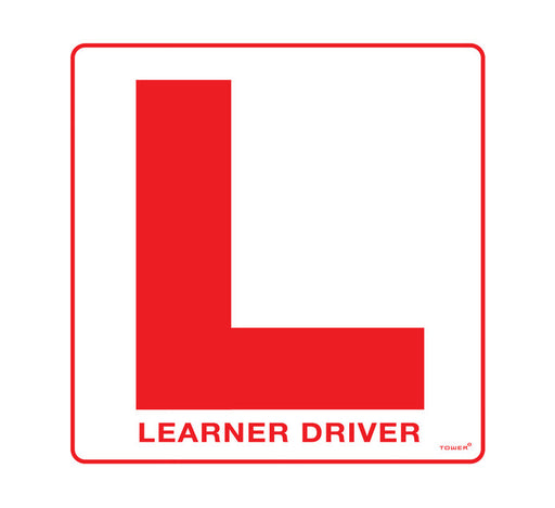 Learner Driver Sticker