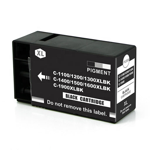 Canon PGI-1400XL Black Generic Ink Cartridge - Alternate Brand