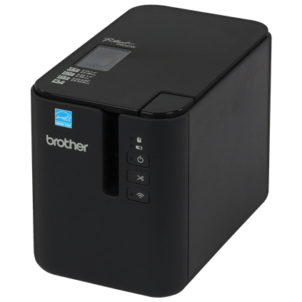 Brother PT-P950NW P-Touch Label Printer (6-36mm TZe)