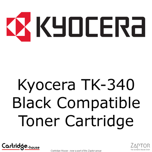 Kyocera TK-340 Compatible Toner Cartridge